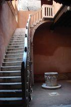 Scala interna di Casa Goldoni