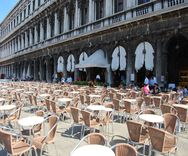 Tables in St. Mark's Square